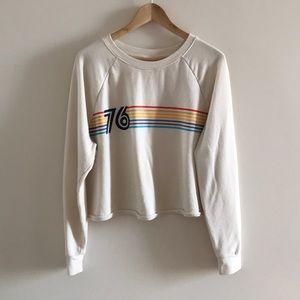 '76 sweatshirt, XL